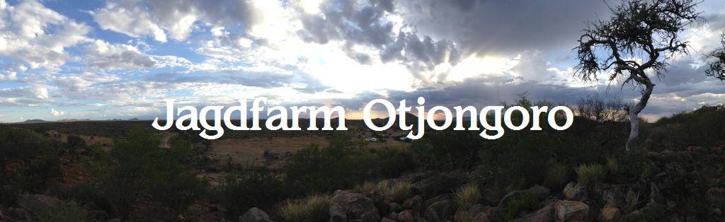 Jagdfarm Otjongoro